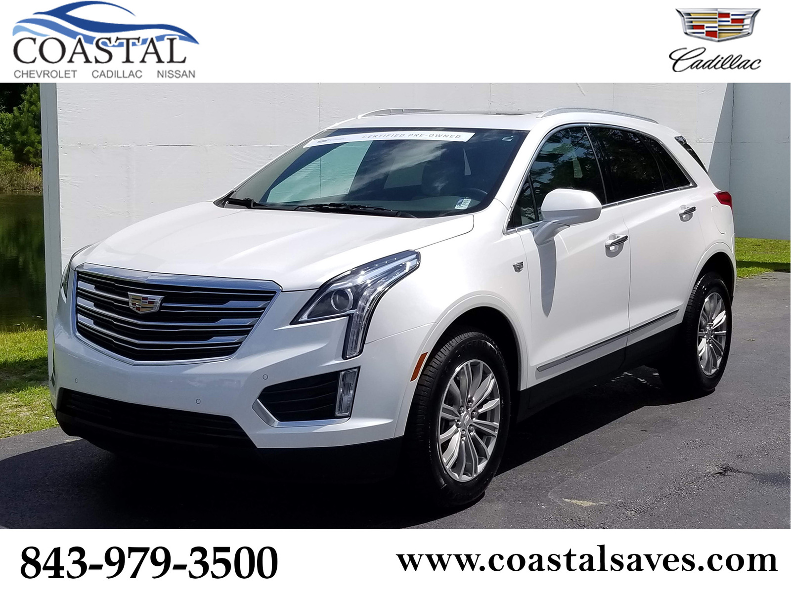 Certified Pre-Owned 2017 Cadillac XT5 FWD 4dr Luxury