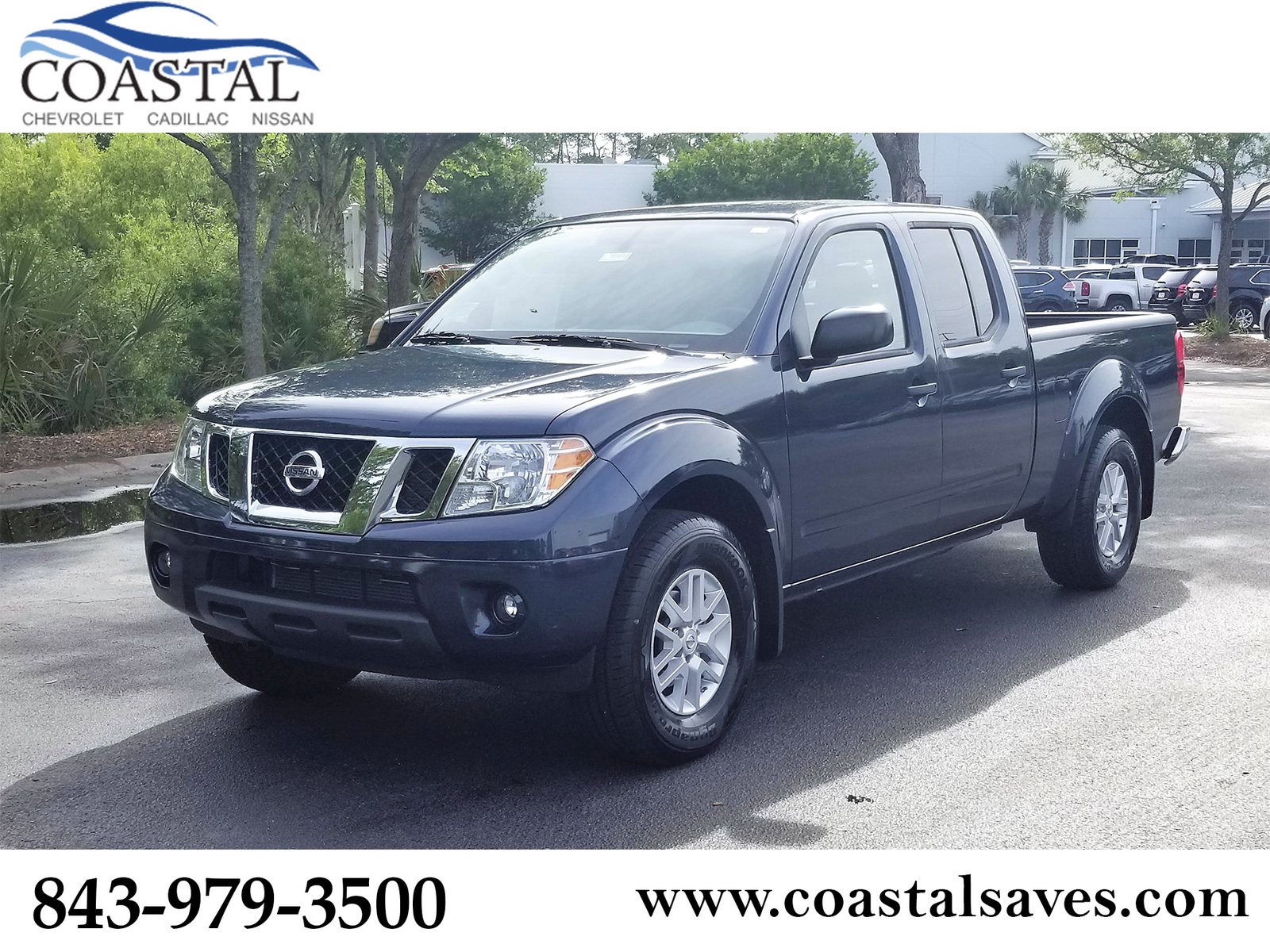New 2019 Nissan Frontier Crew Cab 4x4 Sv Auto Long Bed