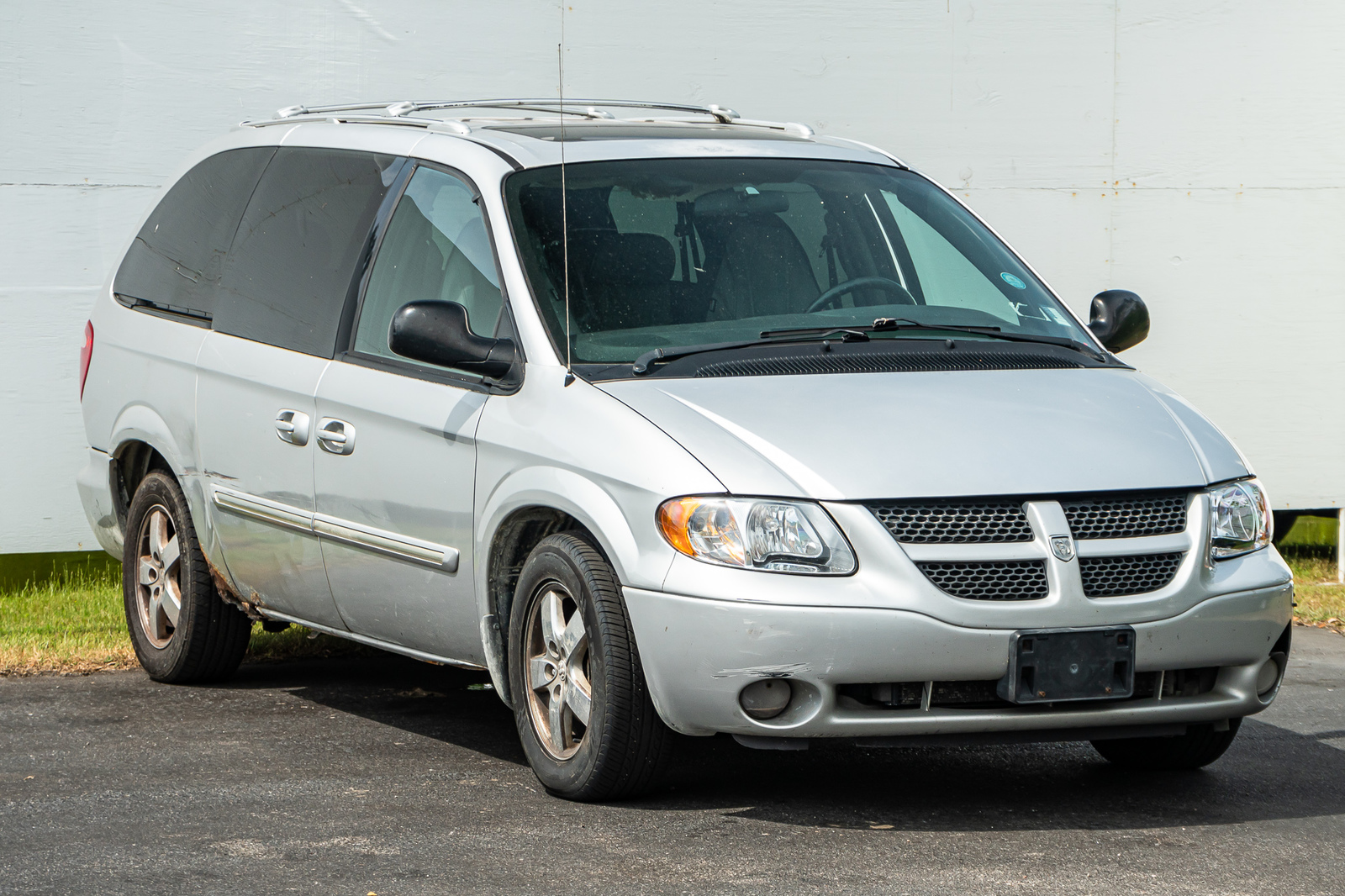 Pre-Owned 2004 Dodge Caravan 4dr Grand SXT 119 WB