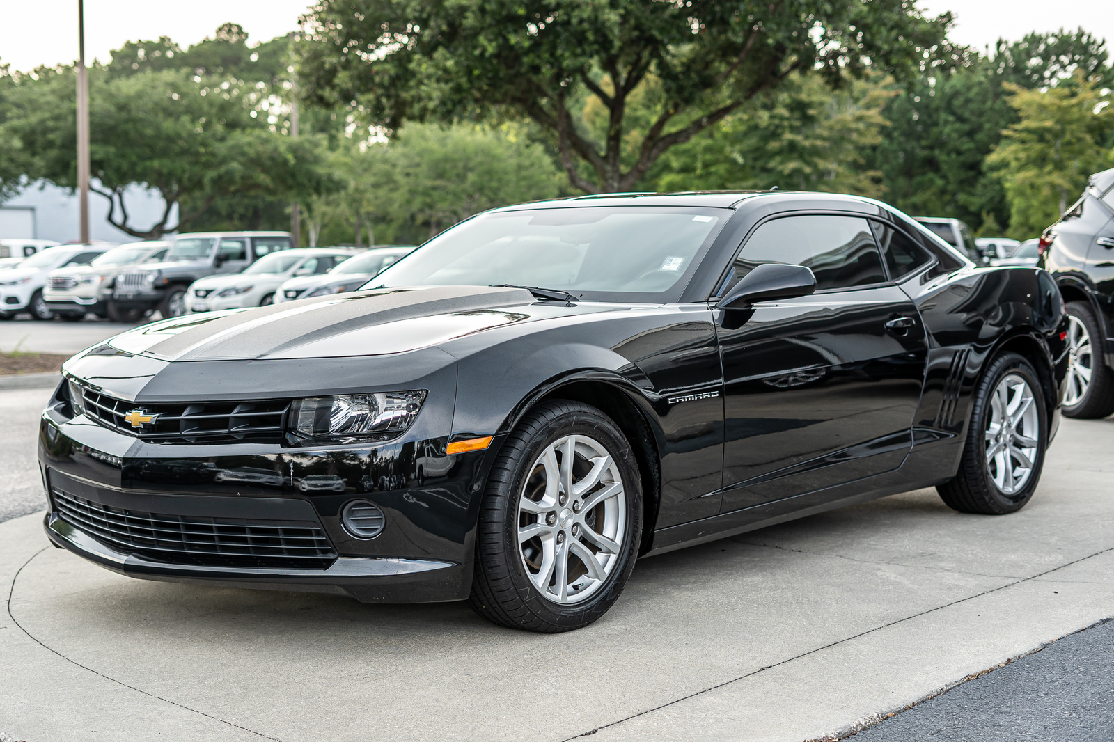 Pre-Owned 2014 Chevrolet Camaro 2dr Cpe LS w/1LS