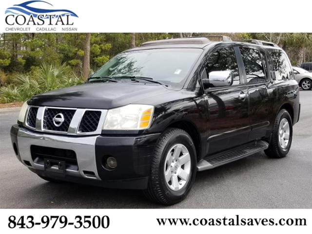 Pre-Owned 2004 Nissan Armada LE 2WD