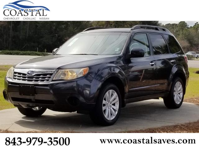 Pre-Owned 2011 Subaru Forester 4dr Auto 2.5X Premium w/All-Weather
