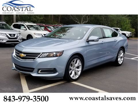 Pre-Owned 2014 Chevrolet Impala 4dr Sdn LT w/2LT