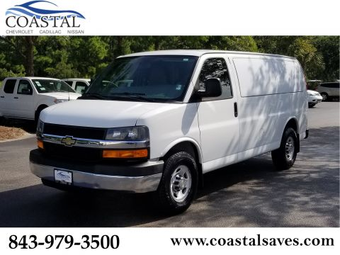 Pre-Owned 2013 Chevrolet Express RWD 2500 135