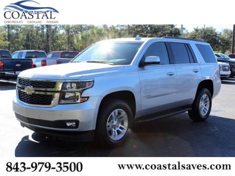 New 2019 Chevrolet Tahoe 2WD 4dr LT