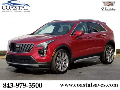 Pre-Owned 2019 Cadillac XT4 FWD 4dr Premium Luxury