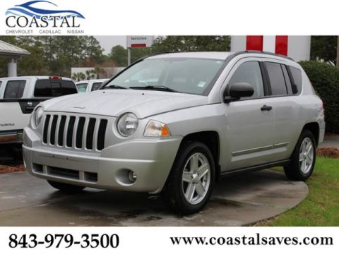 Pre-Owned 2008 Jeep Compass FWD 4dr Sport