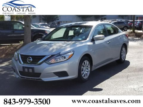 Certified Pre-Owned 2018 Nissan Altima 2.5 S Sedan