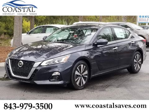 New 2019 Nissan Altima 2.5 SL Sedan