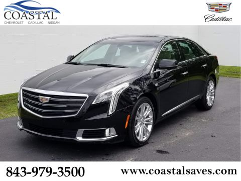 Certified Pre-Owned 2019 Cadillac XTS 4dr Sdn Luxury FWD
