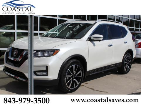 Pre-Owned 2019 Nissan Rogue FWD SL