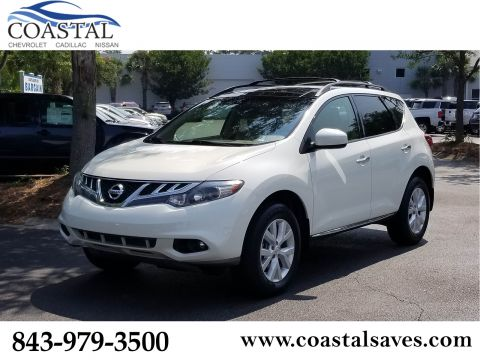 Pre-Owned 2014 Nissan Murano FWD 4dr SL